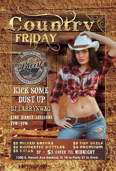 Country Fridays