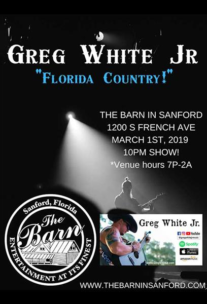 Greg White Jr Band