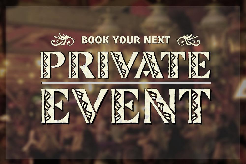 Book Your Next Private Event at The Barn in Sanford